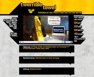McKinney Twerrible Towel