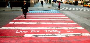 Miami Ad School 9/11 Crosswalks -- Financial District