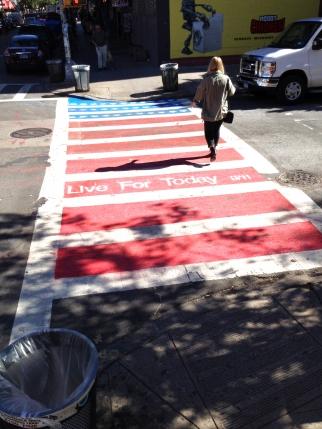 Miami Ad School 9/11 Crosswalks -- Williamsburg