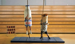 MilkPEP Protein Fight Club -- Milk v. Breakfast Burrito