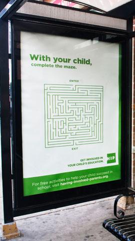 Milwaukee Public Schools/COA With Your Child - Maze