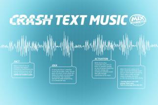 Mix Radio Mix Radio: Crash Text Music