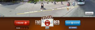 M&M's Canada Find Red