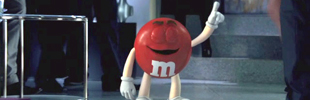 M&M's Just My Shell -- Super Bowl XLVI