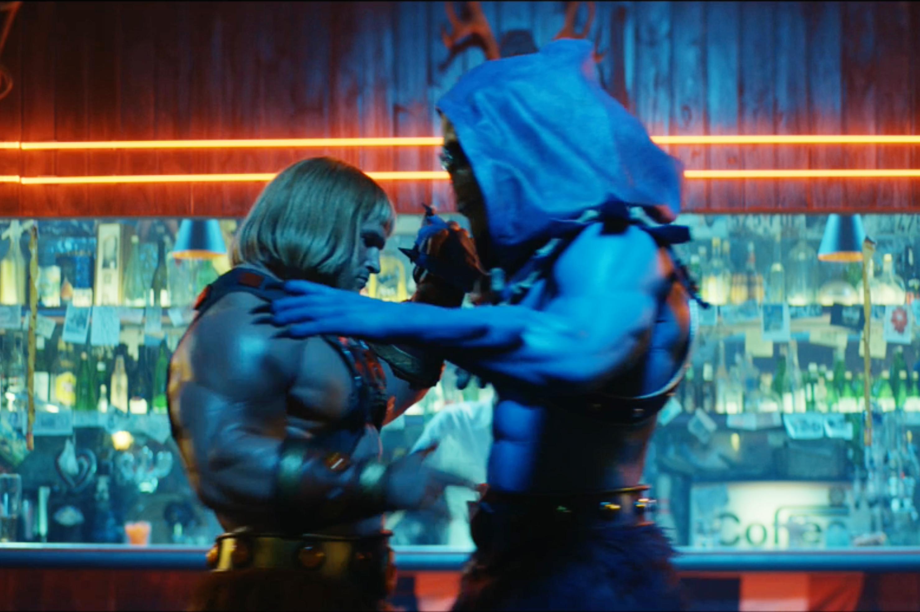 MoneySupermarket.com He-Man and Skeletor Dirty Dancing