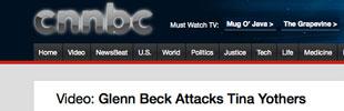 MoveOn.org Glenn Beck Attack