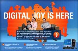 Microsoft/Intel Digital Joy