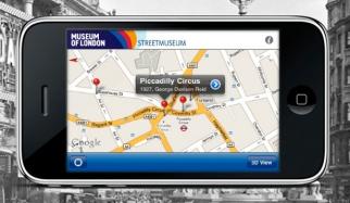 Museum of London Streetmuseum App (5)