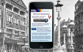 Museum of London Streetmuseum App (6)