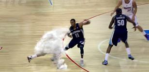 NBA Disappearing Act