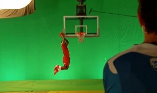 NBA Jingle Hoops Making Of
