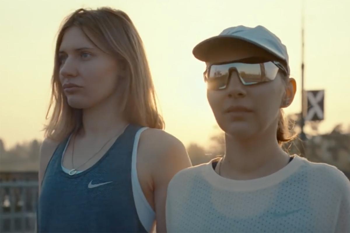 Nike (Russia) Nike Elena Fedoseeva Never Asks