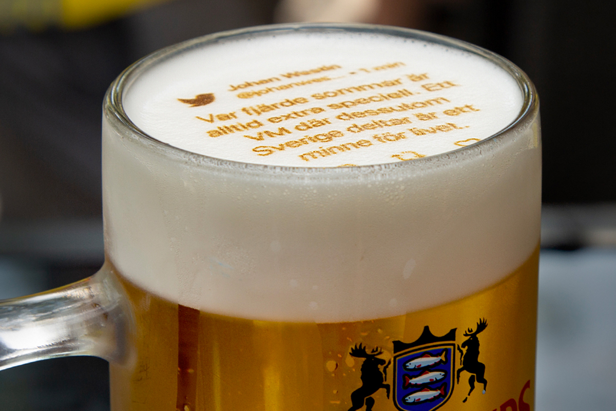 Norrlandds Guld The Social Beer