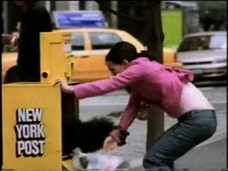 New York Post Gorilla