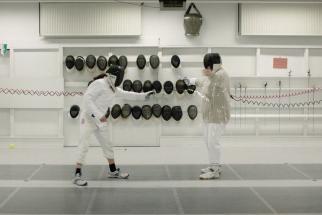 OK True Passion - Fencing