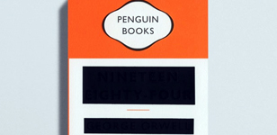 Penguin Press '1984' Cover