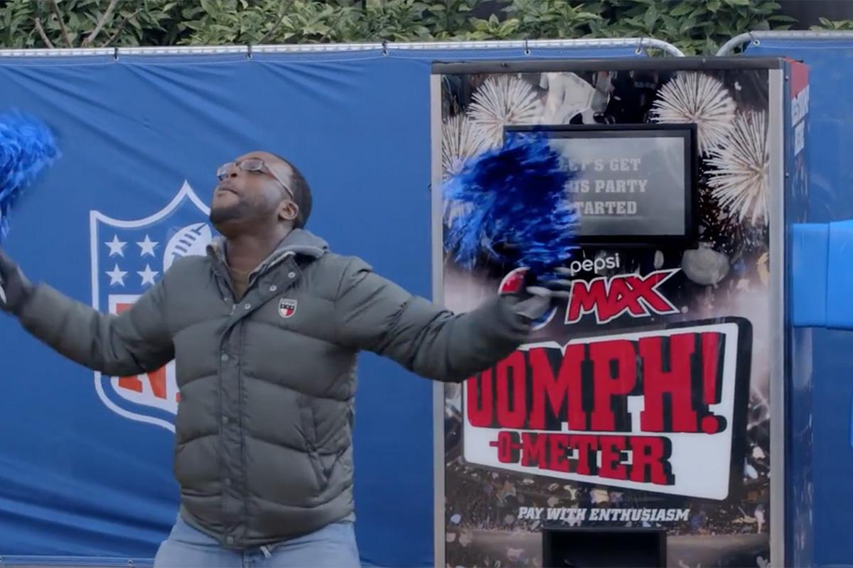Pepsi Max Pepsi Max NFL Weekend