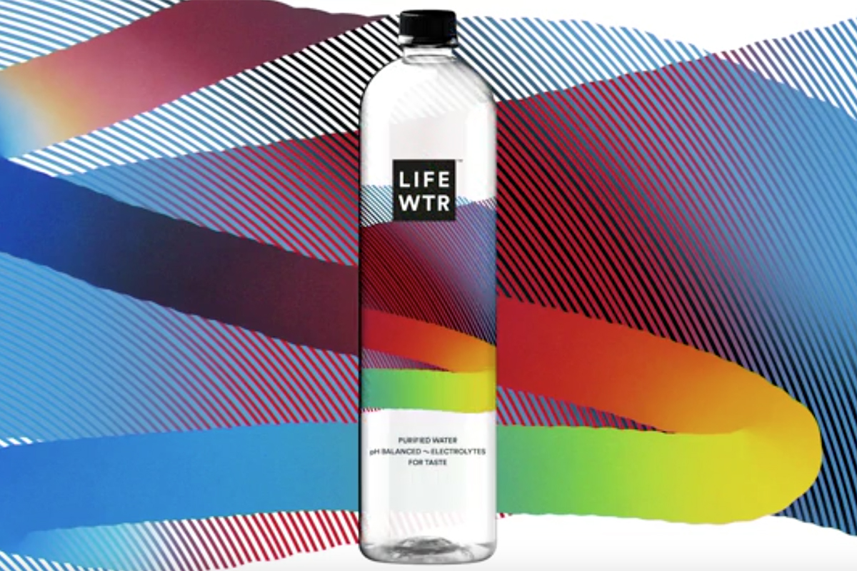 Pepsi Lifewtr