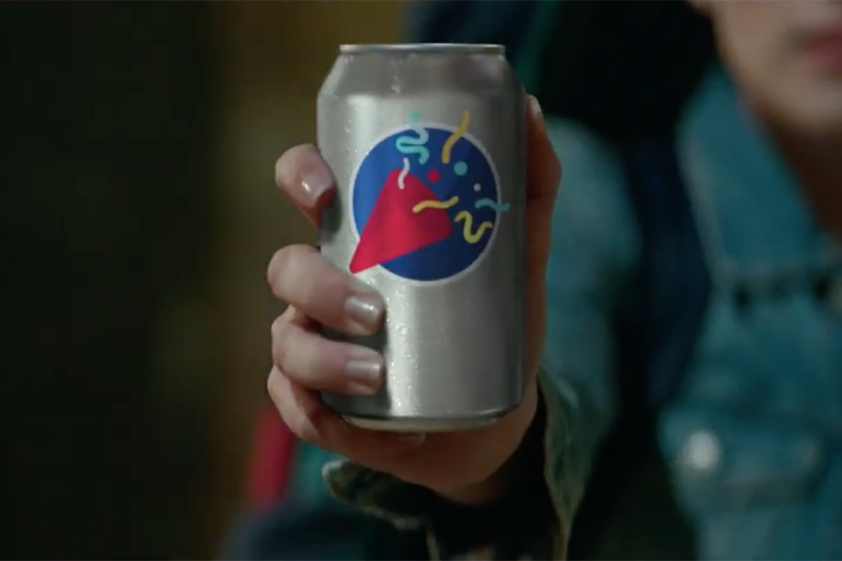 Pepsi PepsiMoji Backpackers