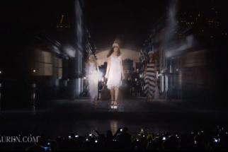 Polo Ralph Lauren 4D Fashion Show