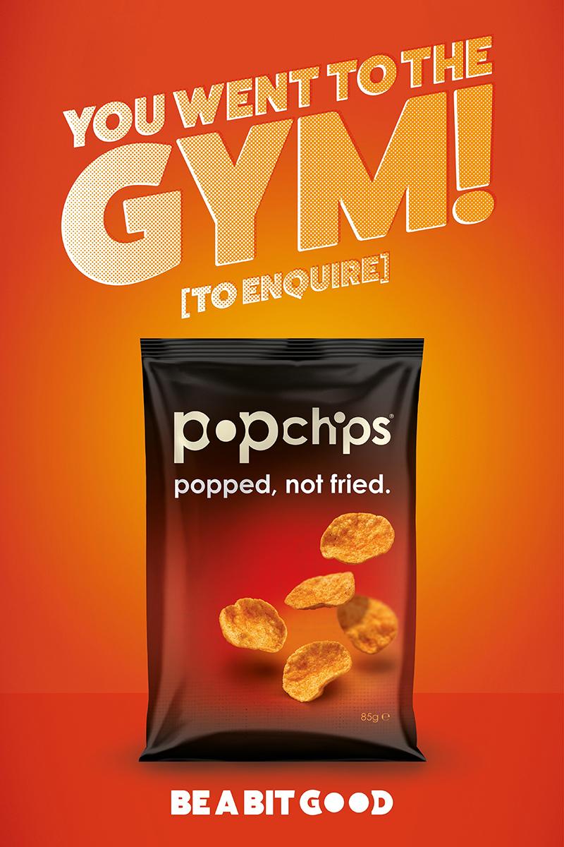 PopChips Be a Bit Good