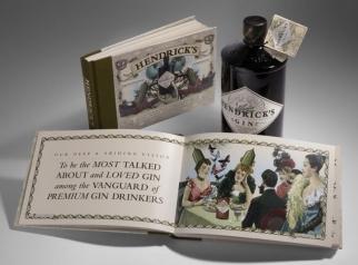 Hendrick's Gin Hendrick's Professional Companion