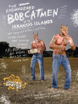 Unscrew America Bobcatmen