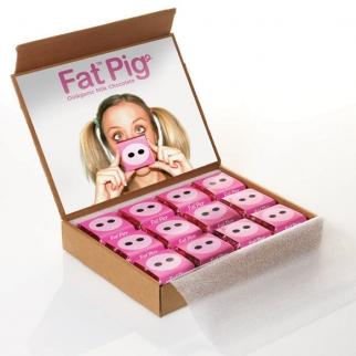 Fat Pig Chocolate Box