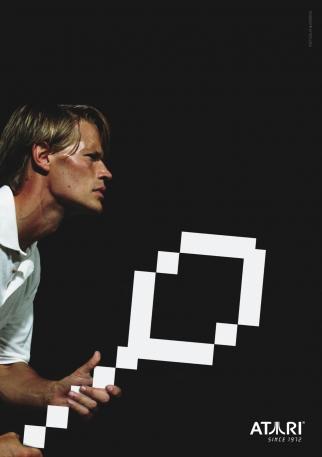 Atari Tennis