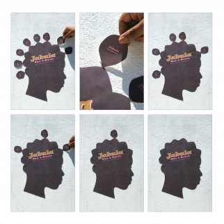 Jabula Hair and Braids Jabula Poster