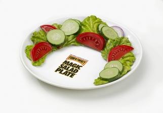 Four'N Twenty Magic Salad Plate