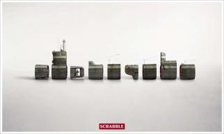 Scrabble Submarine