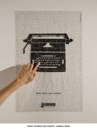 Saxsofunny Typewriter