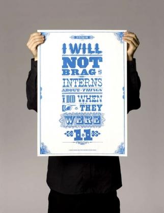 Words To Work By Interns