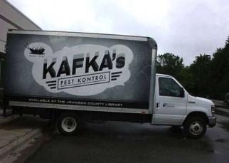Johnson County Library Kafka Pest Control