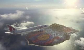 Qatar Airways The Land of FC Barcelona