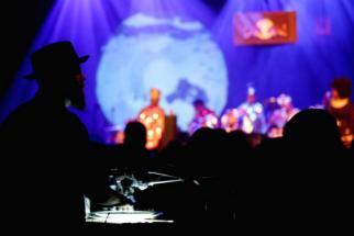 Red Bull Music Academy Red Bull Music Academy 'A Night of Spiritual Jazz'