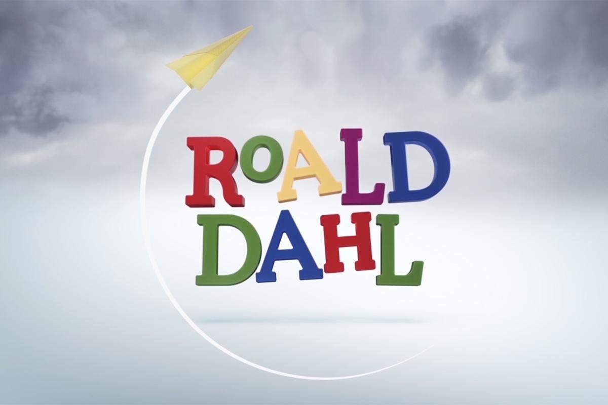 Roald Dahl Literary Estate Brand Identity
