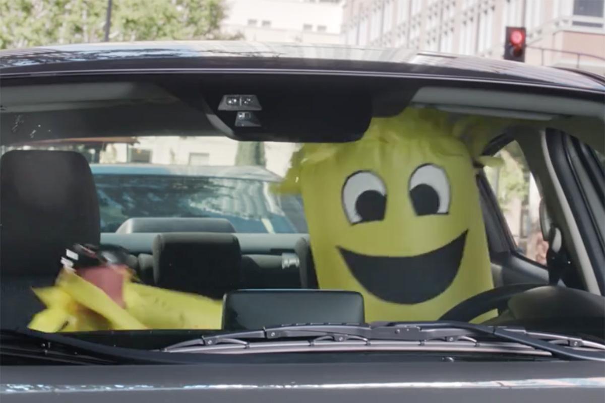 Scion Recently Liberated Car Dealership Tube Man