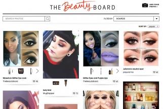 Sephora Beauty Board