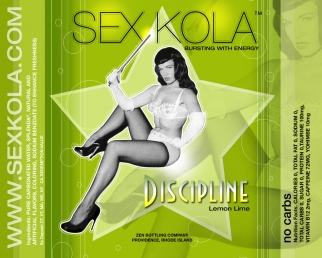 Sex Kola Zen and the Art of Retro Raunch