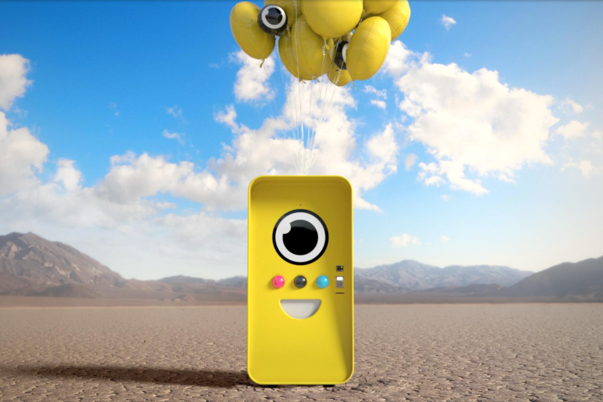 Snapchat Vending Bot