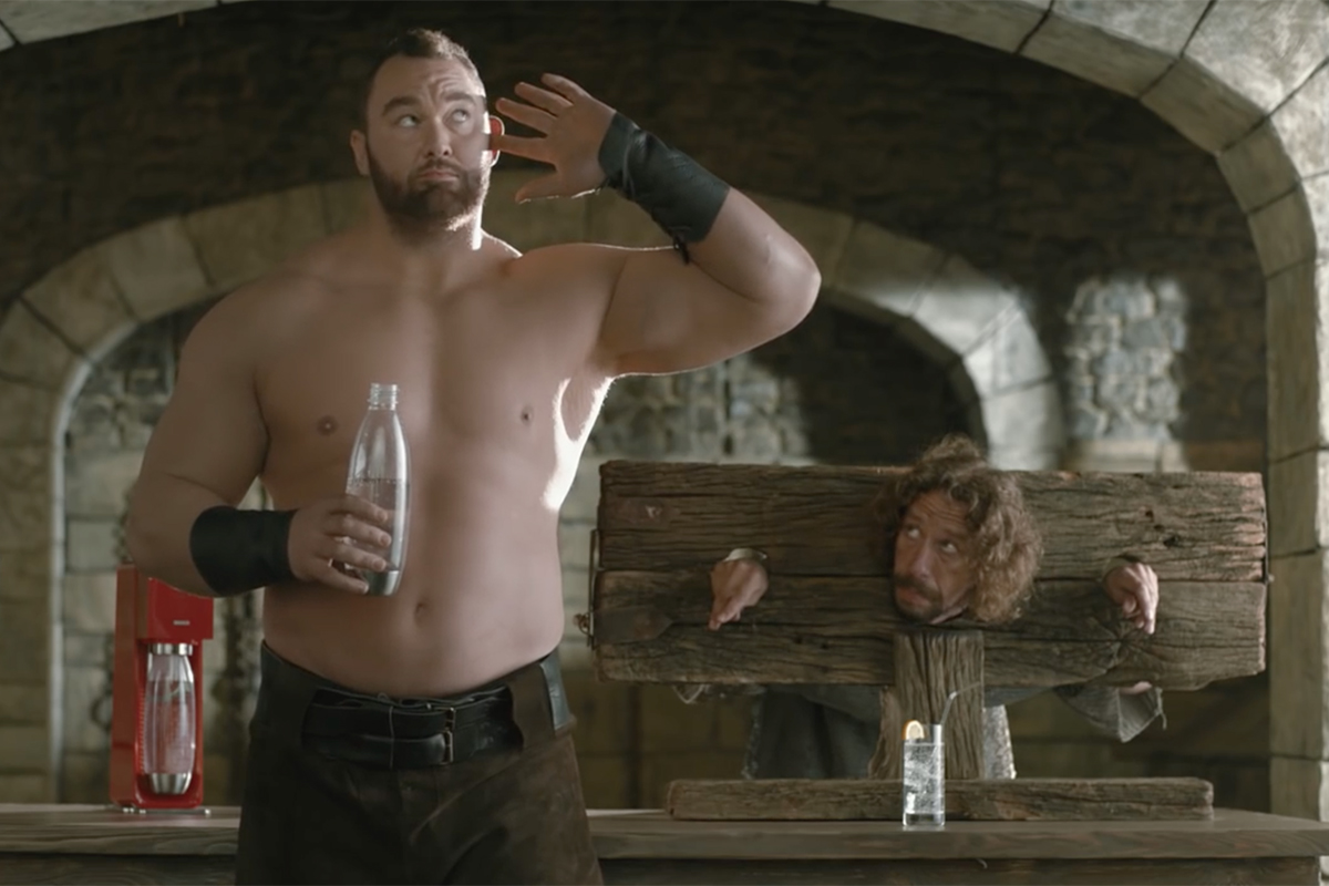 Sodastream Shame or Glory