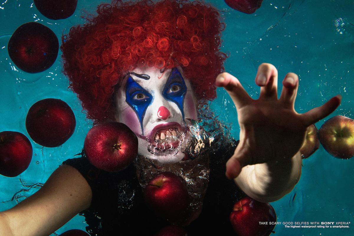 Sony Mobile Clown
