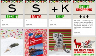 SS+K Secret Santa Shop