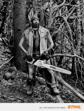 Stihl Lumberjacks