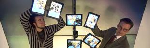 Stockholm iPad Magic