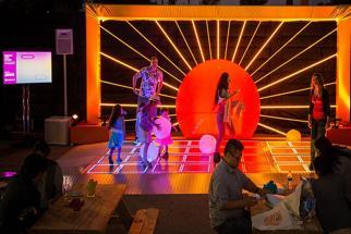 Sunglass Hut Electrify Your Summer Tour