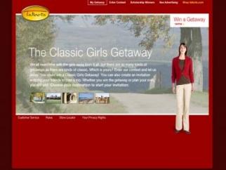 Talbots The Classic Girls Getaway