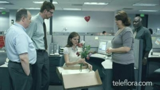 Teleflora Talking Flowers